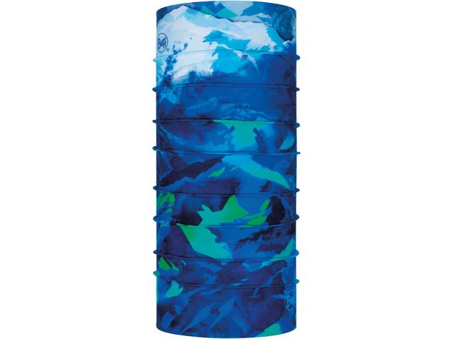 Buff Original Tubo de cuello Jóvenes, high mountain blue